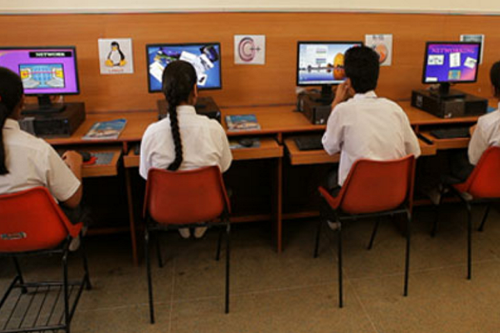 Merry Land Convent Middle School-Computer Lab