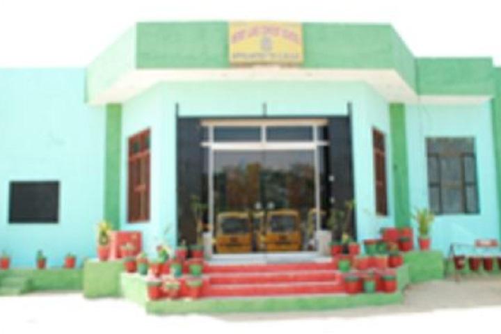 Merry Land Convent Middle School-School Building