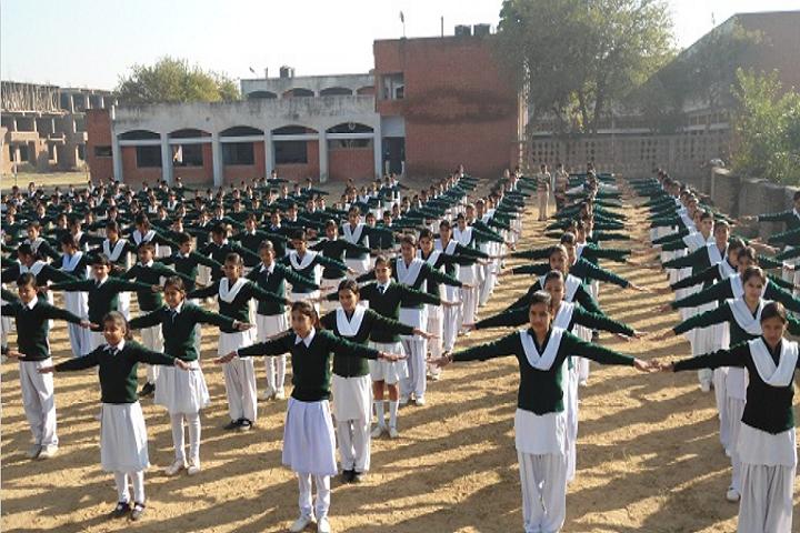 Mewat Model School-Playground
