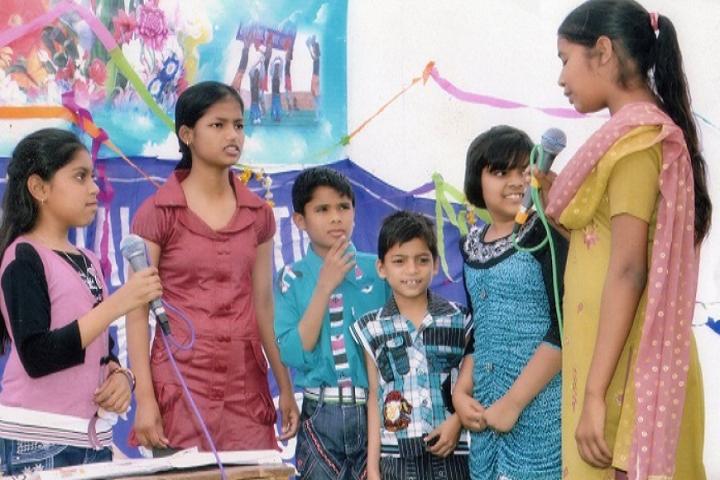 Mewat Model School-Singing