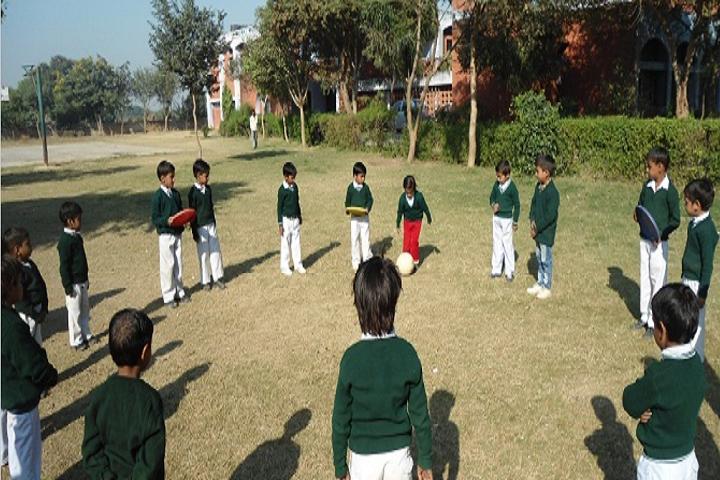 Mewat Model School-Sports
