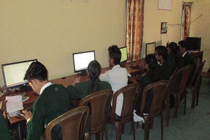Mewat Model School-Computer Lab