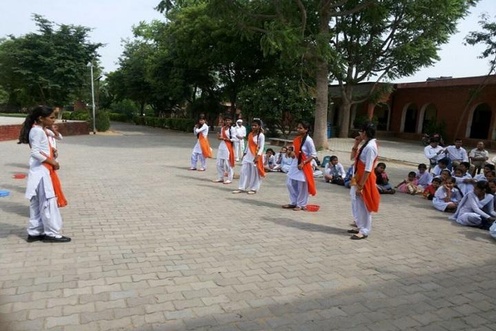 Mewat Model School-Events