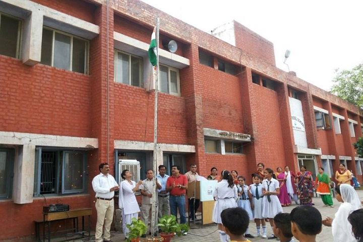 Mewat Model School-Independance day