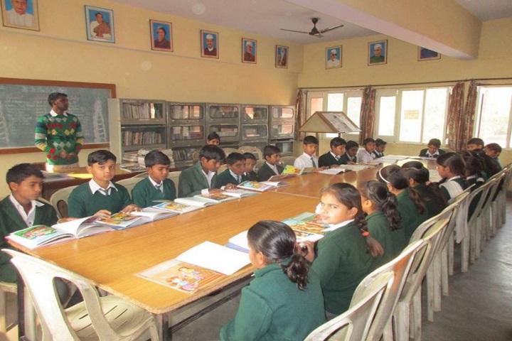 Mewat Model School-Library