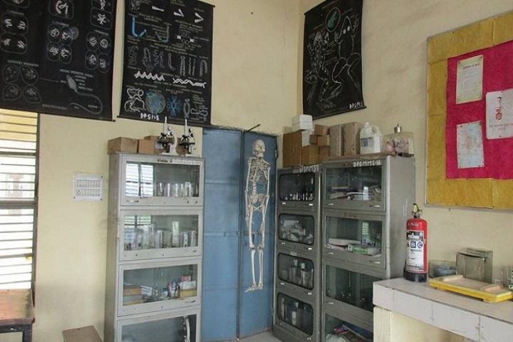 Mewat Model School-Science lab