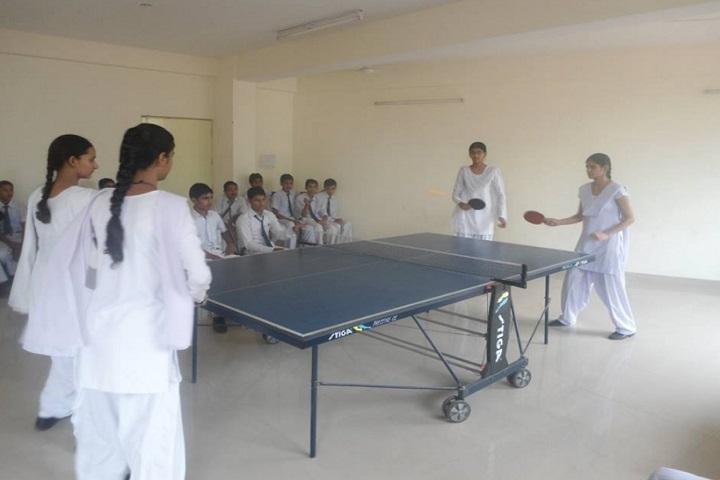 Mewat Model School-Table Tennis