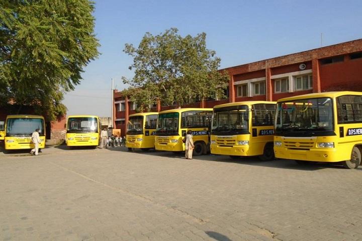 Mewat Model School-Transport