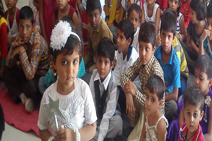 Mewat Model School -Children