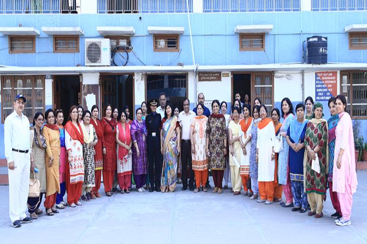 Model School Rohtak-School Staff