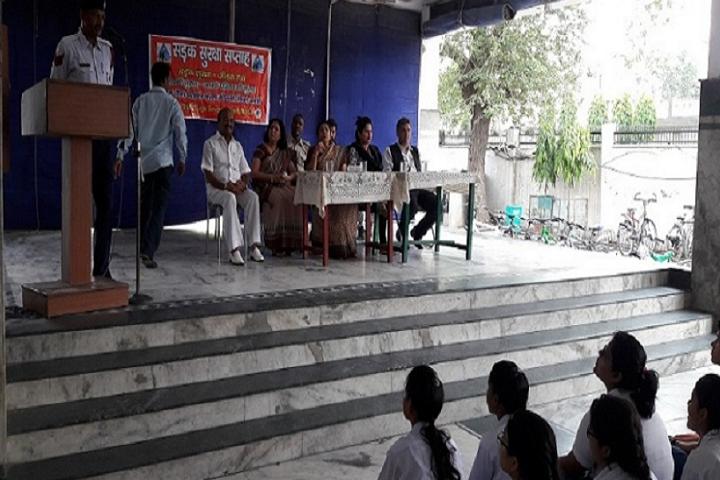Model School Rohtak-Traffic Day