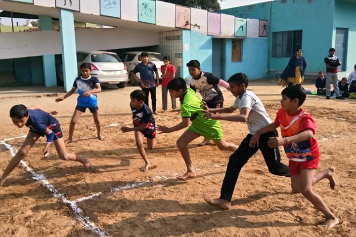 Model School Kalanaur-Games And Sports