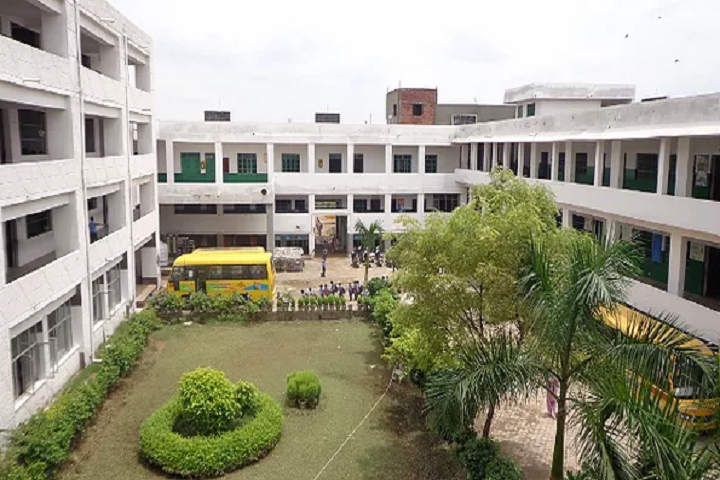 Modern BP Public School-Campus
