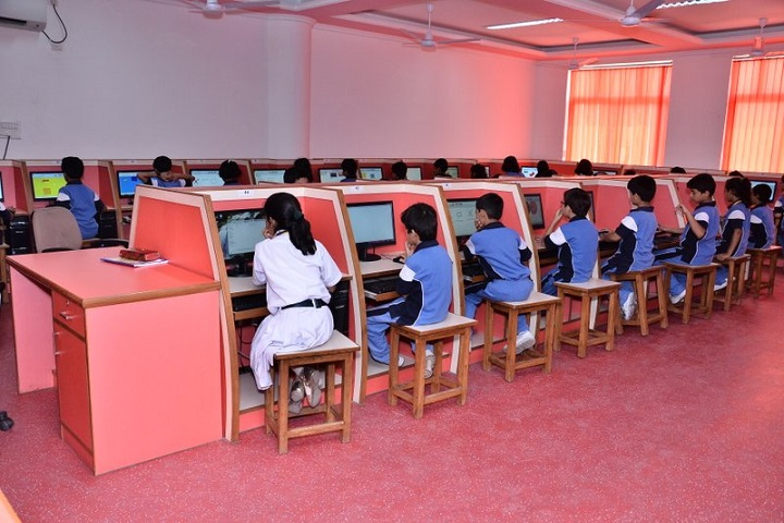 Modern Delhi Public School-IT-Lab