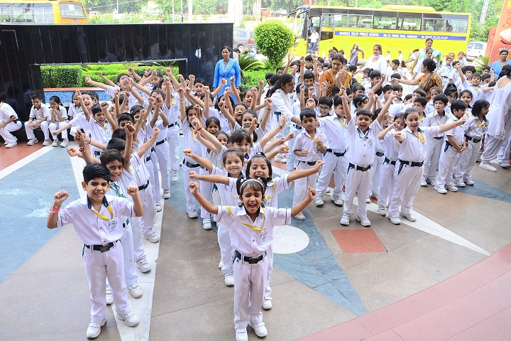 Modern Delhi Public School-Students
