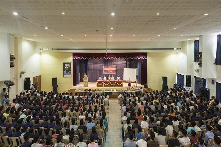 Modern International Senior Secondary School-Auditorium