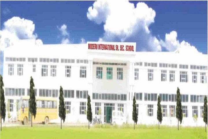 Modern International Senior Secondary School-Campus