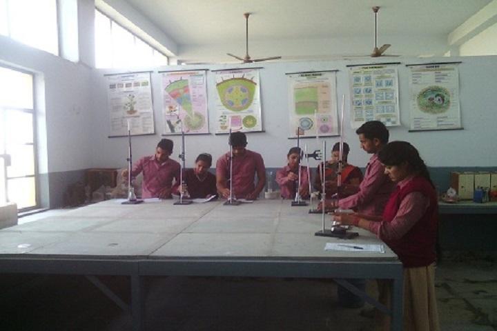 Modern International Senior Secondary School-Chemistry-Lab