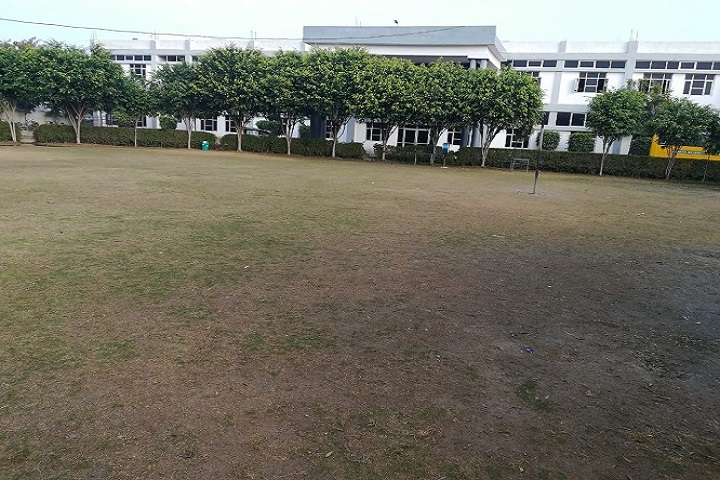 Modern International Senior Secondary School-Ground