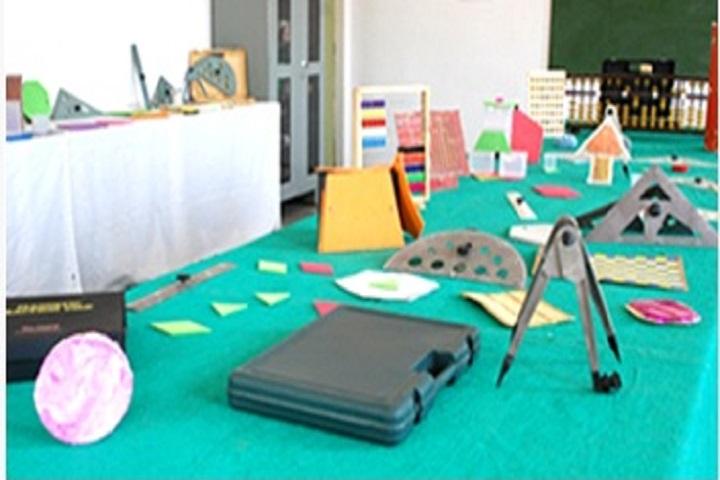 Modern International Senior Secondary School-Maths-Lab
