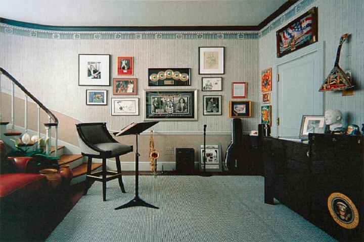 Modern International Senior Secondary School-Music-Room