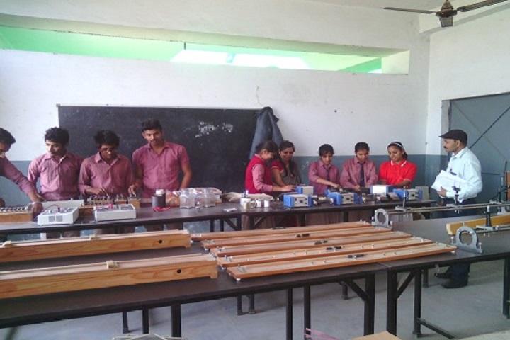 Modern International Senior Secondary School-Physics-Lab