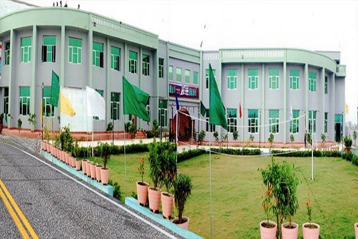 Modern Senior Secondary School-Campus