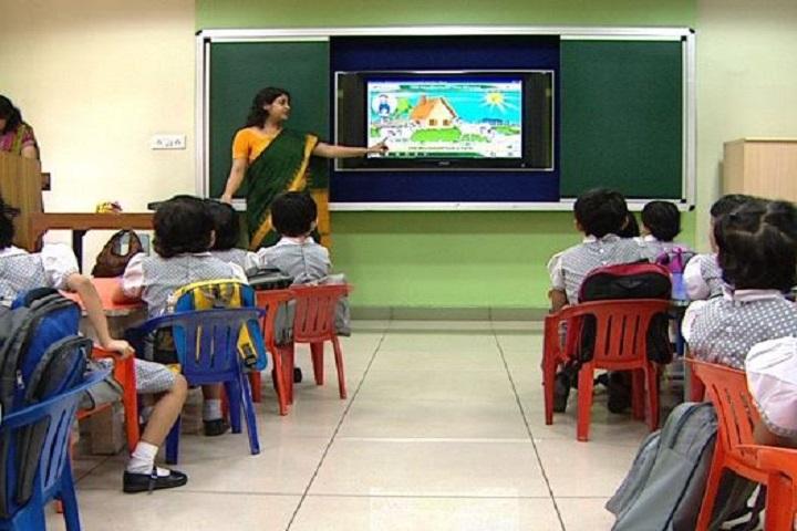 Modern Senior Secondary School-Class