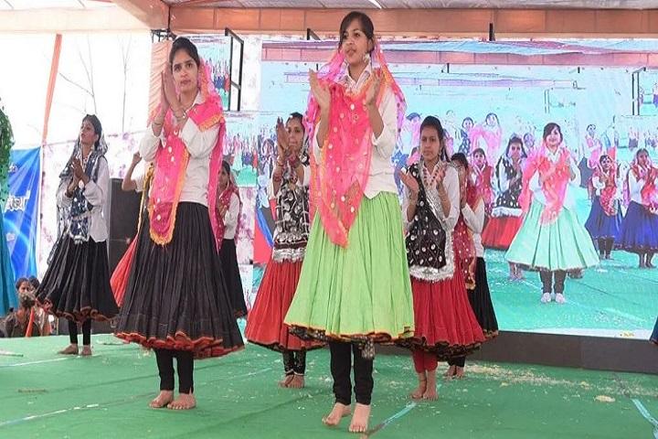 Modern Senior Secondary School-Dance