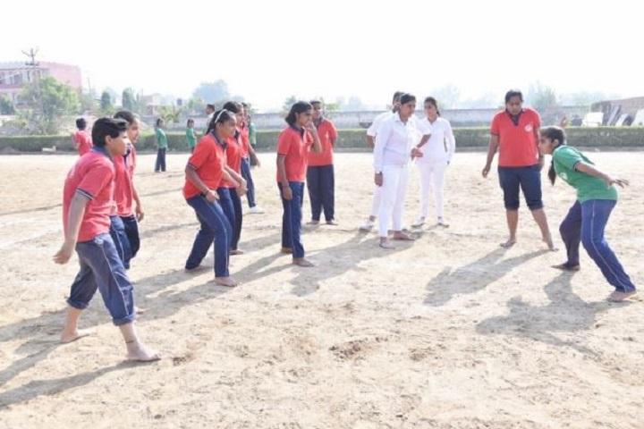 Modern Senior Secondary School-Sports