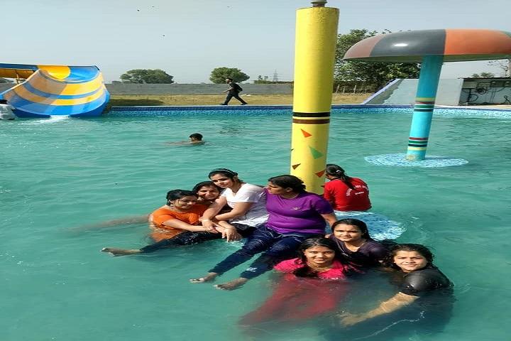 Modern Senior Secondary School-Swimming