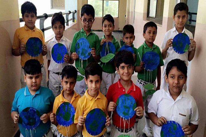 Modern Vidya Niketan School-Activity2