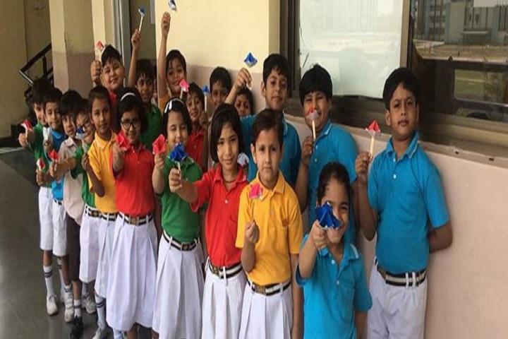 Modern Vidya Niketan School-Activity