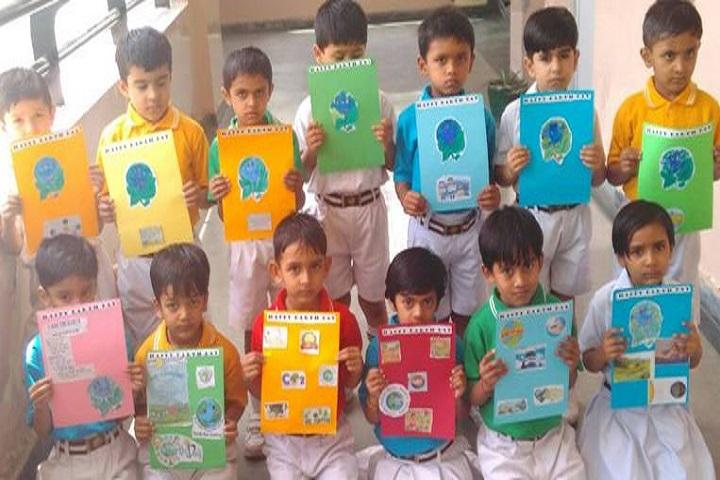Modern Vidya Niketan School-Art