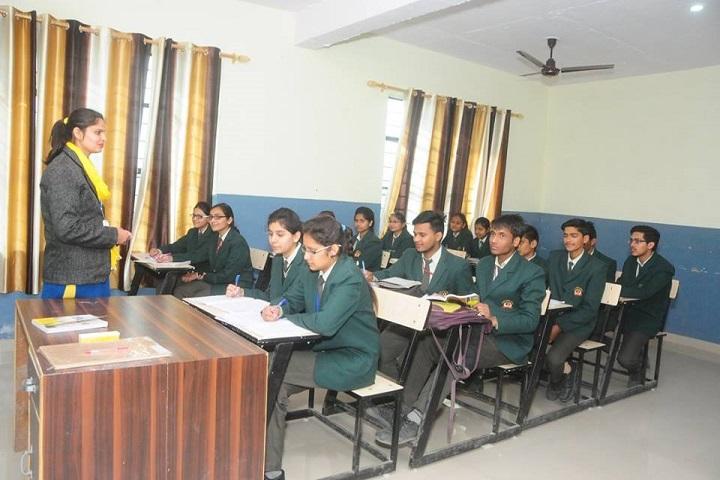 Modish Public Schoo-Class