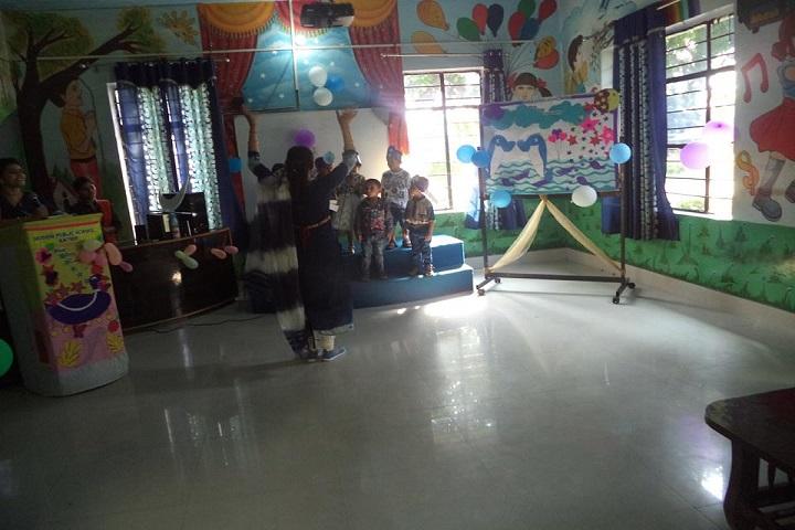 Modish Public Schoo-Dance-Room