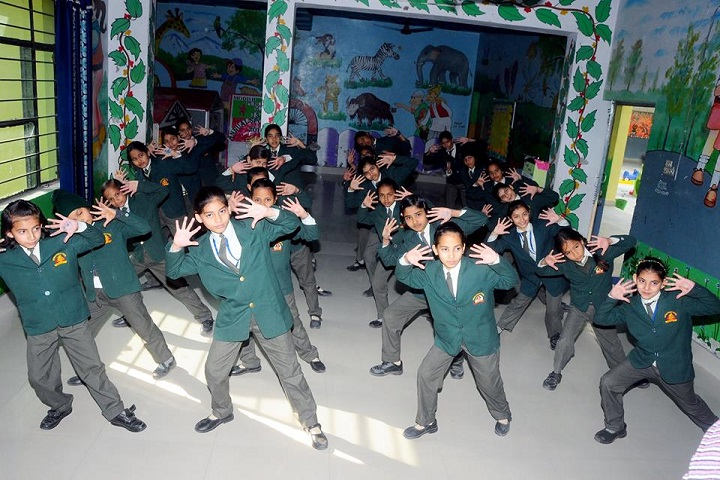 Modish Public SchooL-Dance