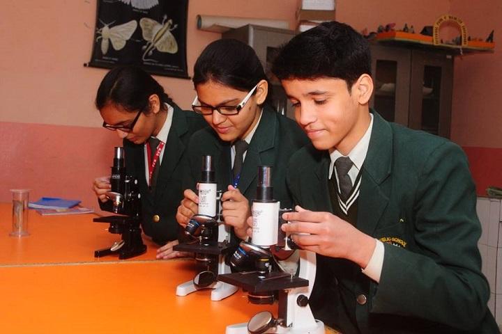 Modish Public School-Biology-Lab