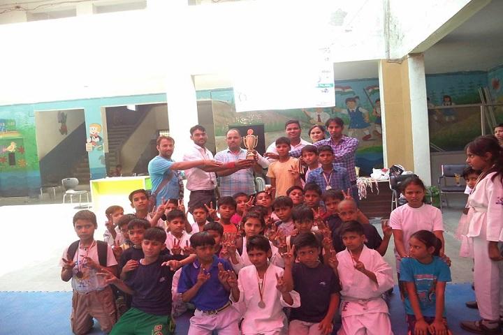Modish Public School-Compitition Award