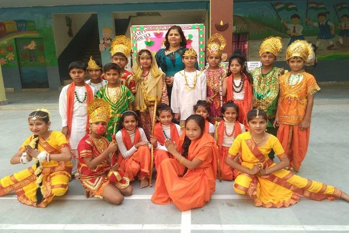 Modish Public School-Drama