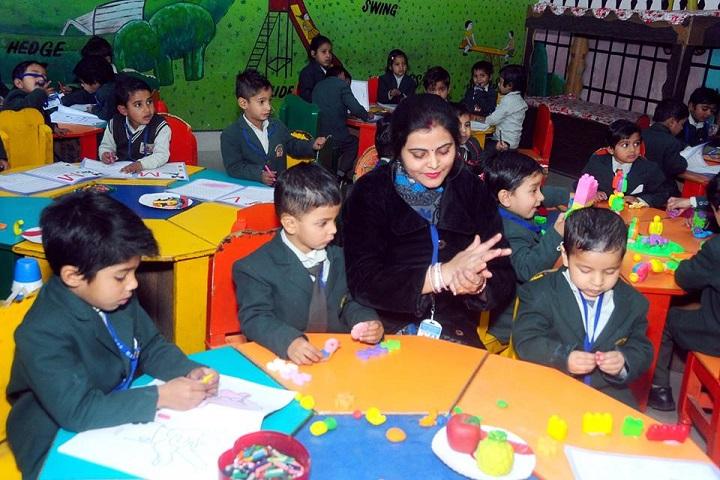 Modish Public School-Kids
