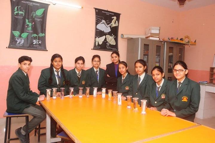 Modish Public School-Science-Lab