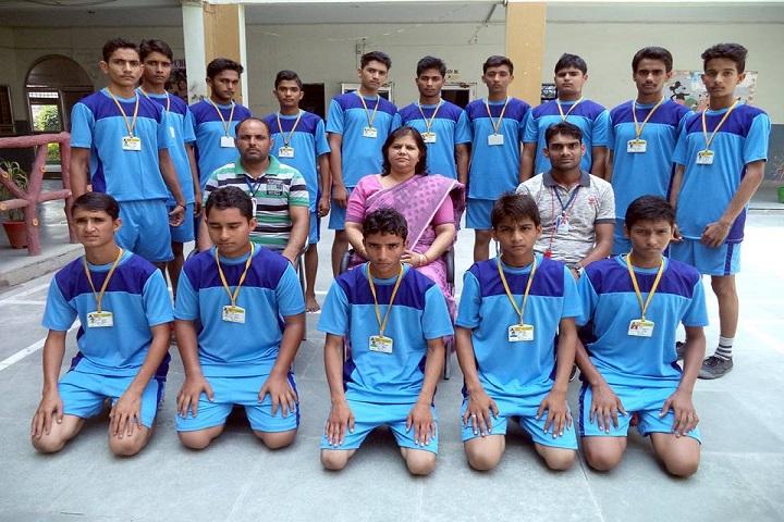 Modish Public School-Sports Day