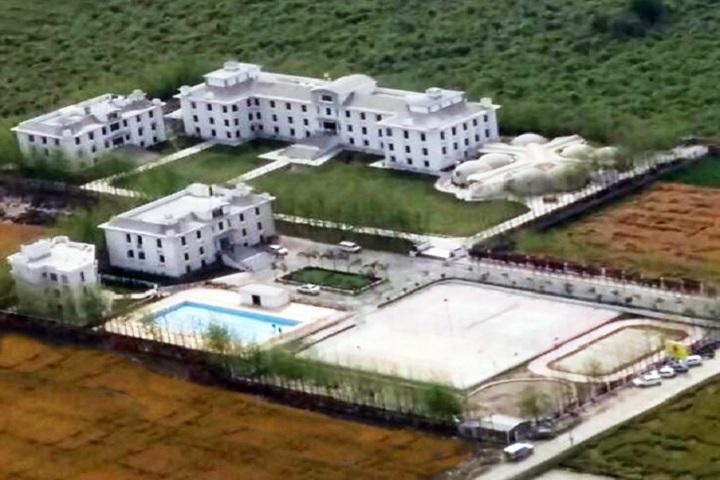 Montfort World School-Campus