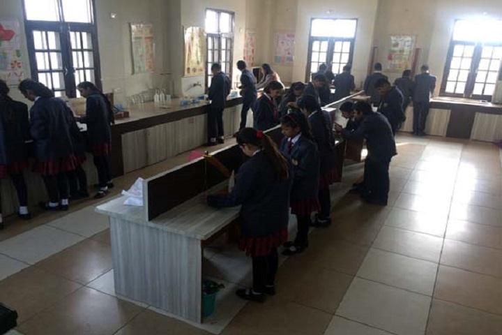 Montfort World School-Chemistry-Lab