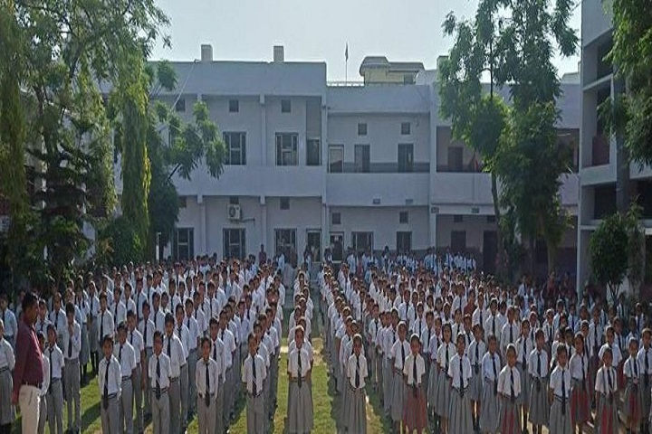 Mother India Convent School-Assembly