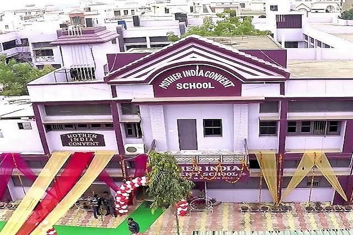 Mother India Convent School-Campus-View