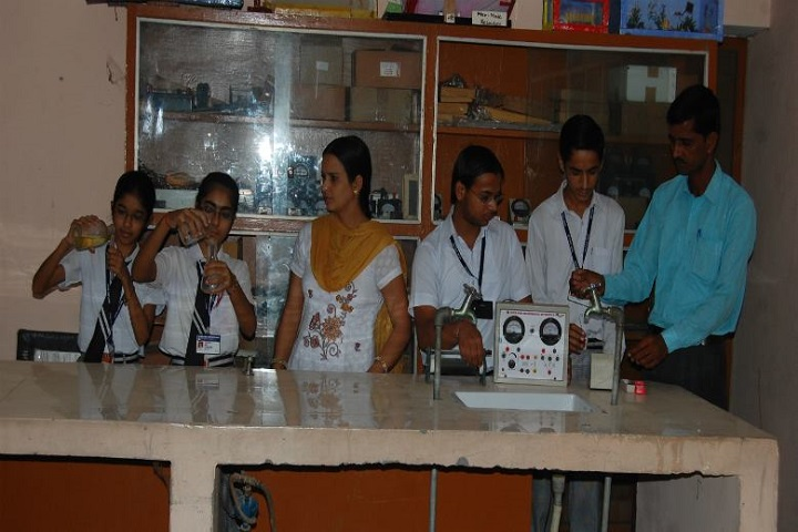 Mother India Convent School-Chemistry-Lab