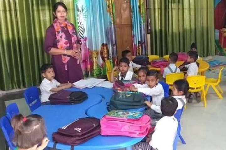 Mother India Convent School-Class