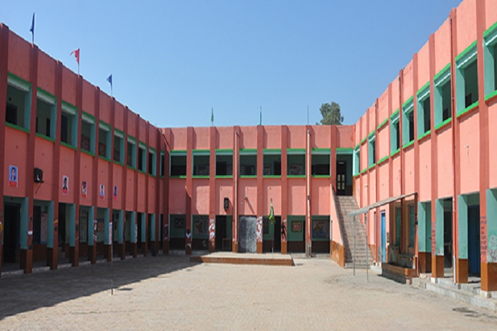 Mother India Senior Secondary School-Campus